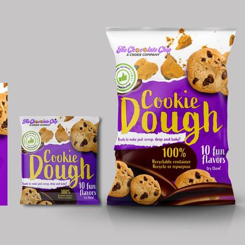 Package label design