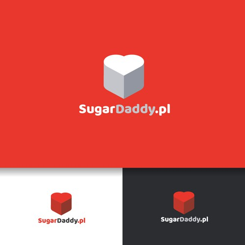 Concept Logo for SugarDaddy.pl