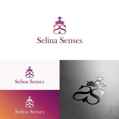 Sophisticated, creative & fashion-forward brand logo