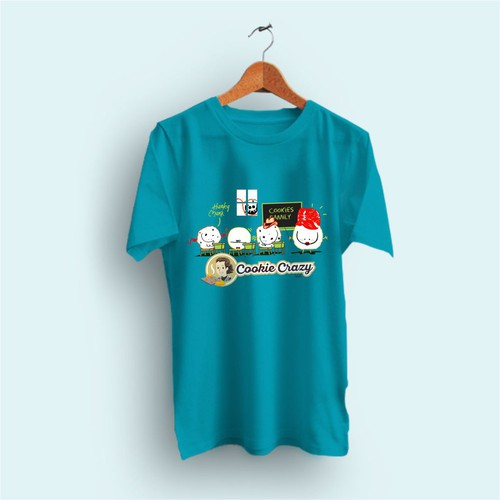 Cookie Crazy Tshirt