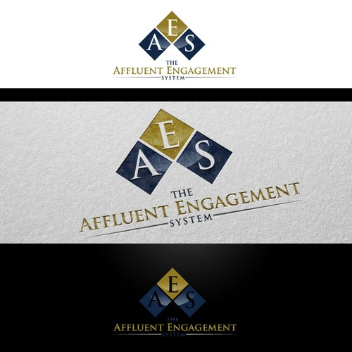The Affluent Engagement System needs a new logo
