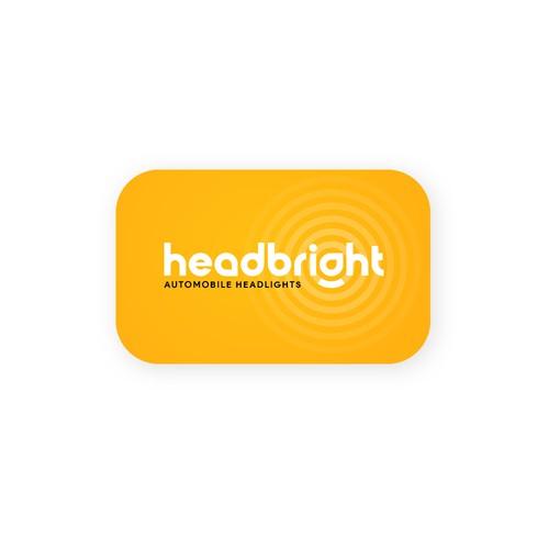 Logokonzept Scheinwerferhersteller