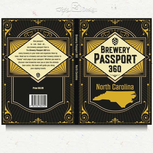 Brewery Passport 360