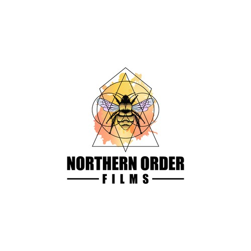 Logo Design For new indie film company Northern Order Films.