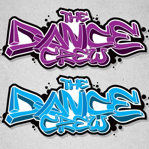 Creating a design for a fresh new dance group!