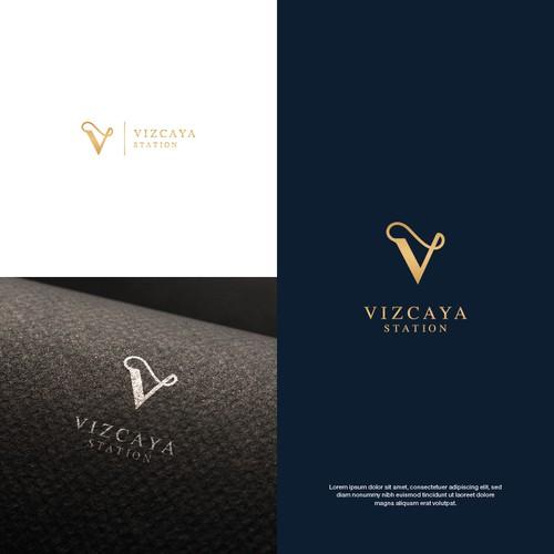 Logo for Vizcaya Station