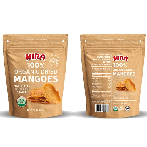 packaging for mangoes