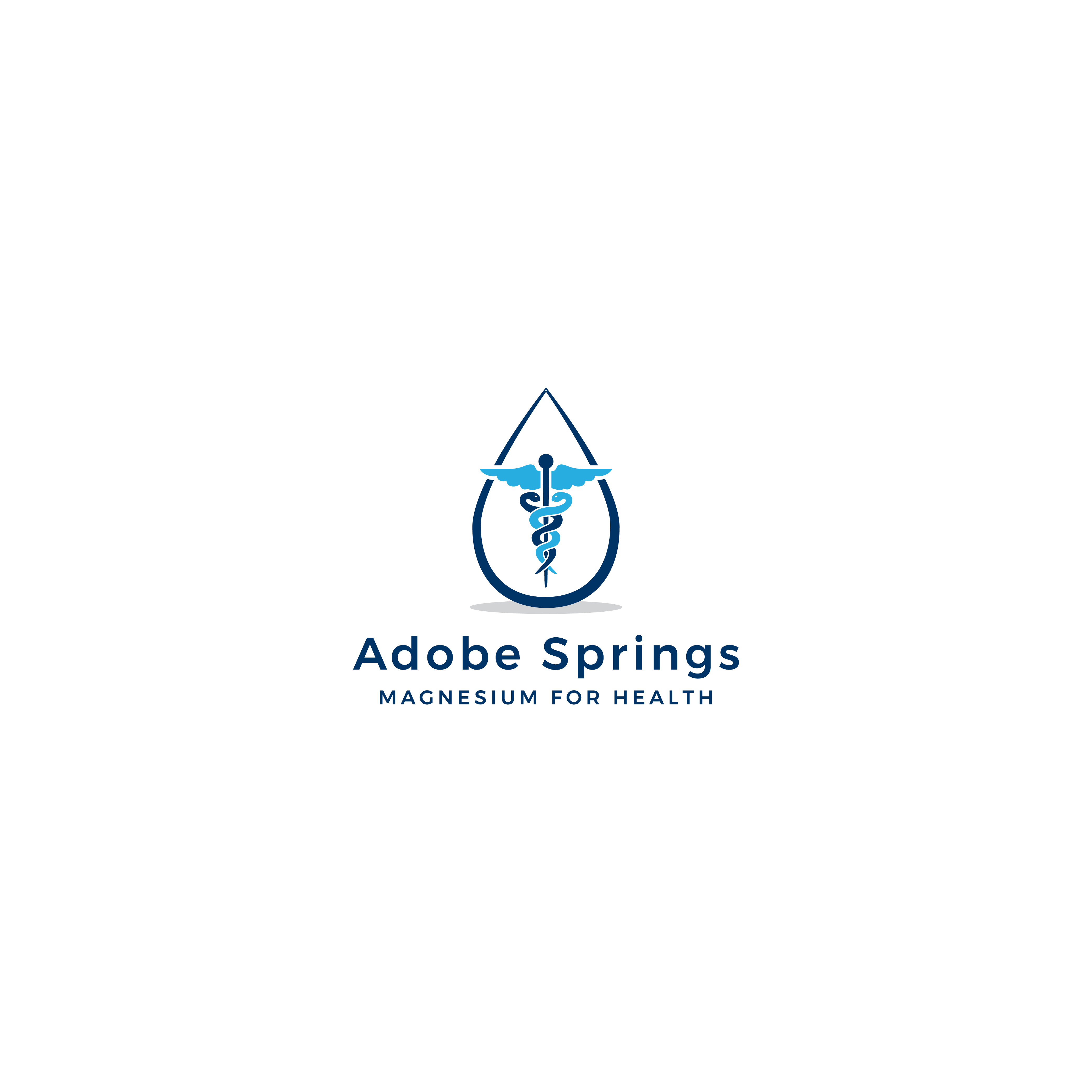 Adobe Springs Water Co needs an updated LOGO!