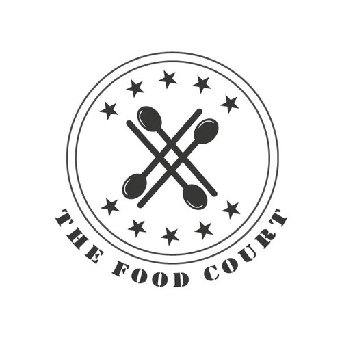 The Food Court logo