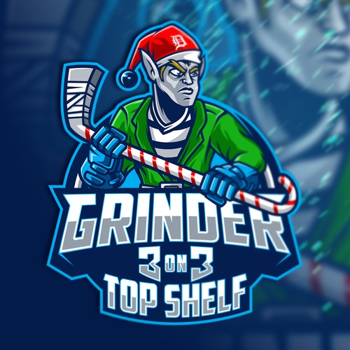 Grinder 3 on 3 Top Shelf