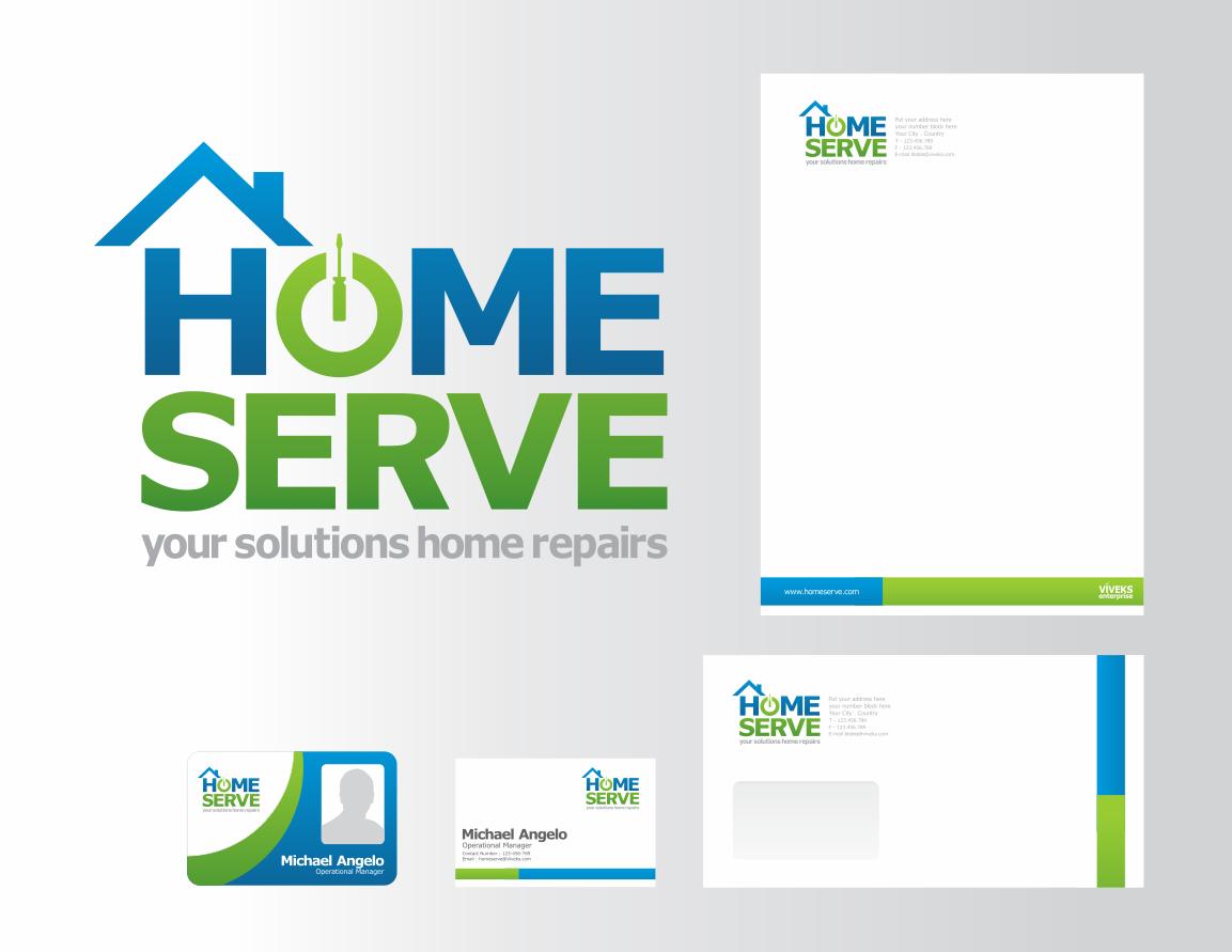 logo for Viveks Home Serve
