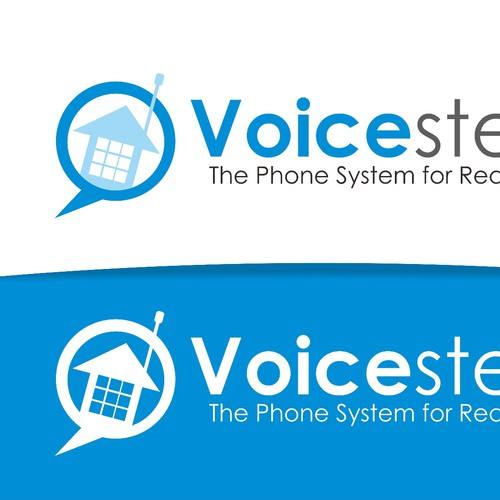Voicestero needs a new logo