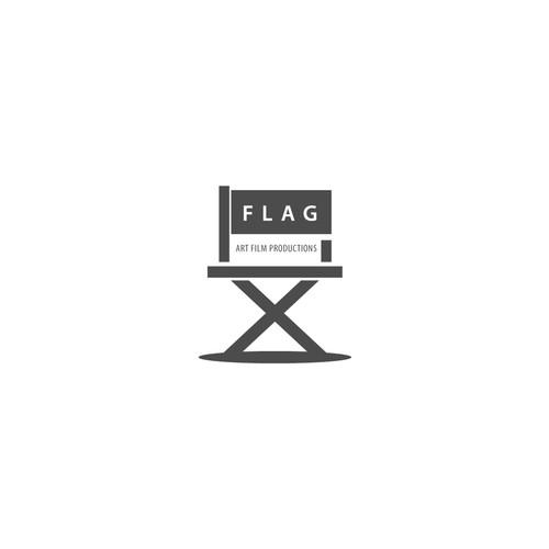 Logo for film company