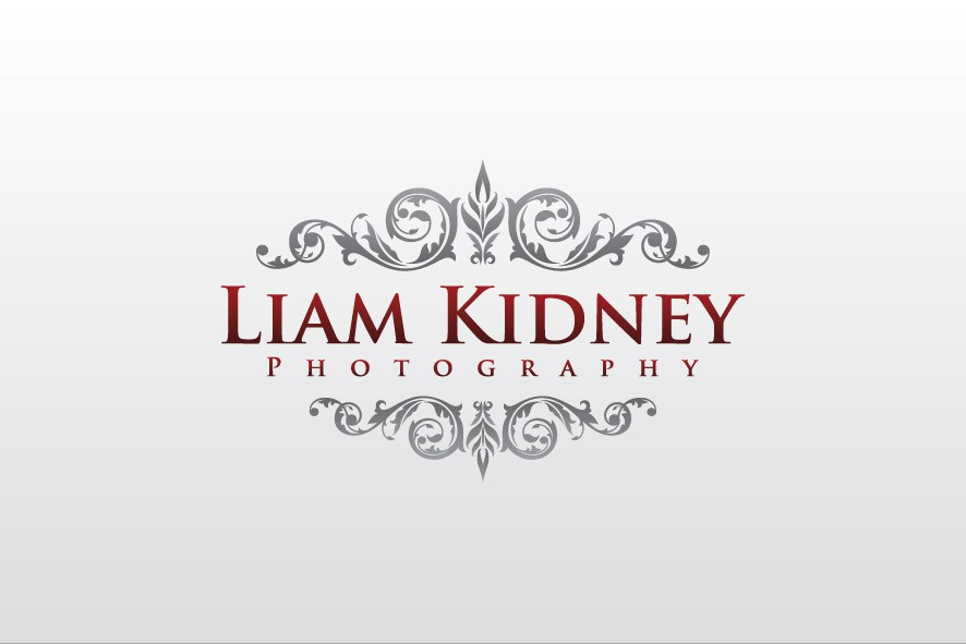 logo for Liam Kidney Photography