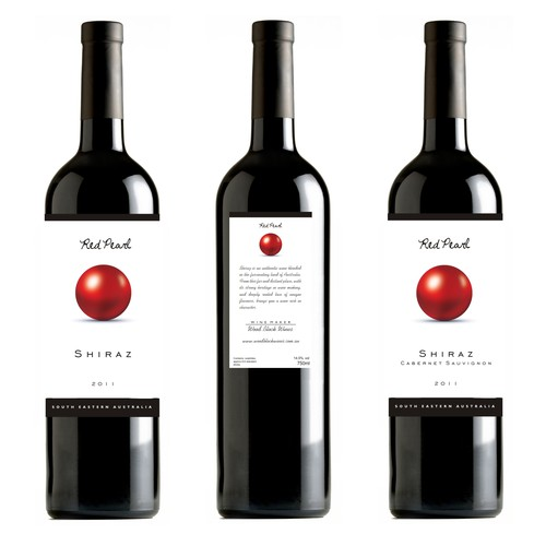 Help Wood Block Wines with a new product label