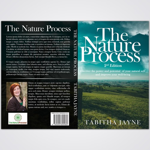 The Nature Process - Cover Concept.