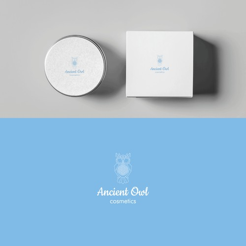 Ancient Owl Cosmetics - Logo Design