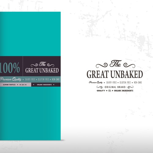 Modern, Clean, Contemporary, Bold, Chic, Retro packaging for chocolate bar wrapper or sleeve