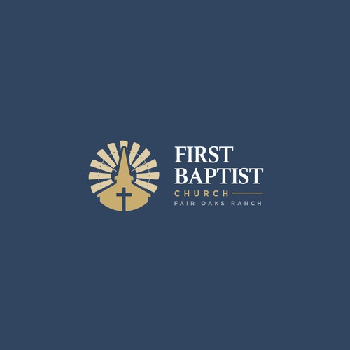 Logo for Baptist Church