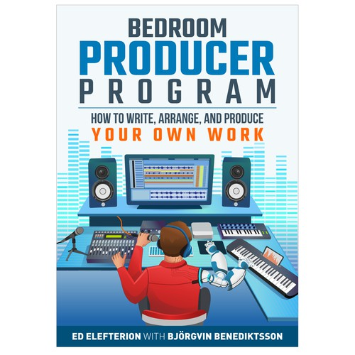 "Illustrations ""Bedroom producer program"""