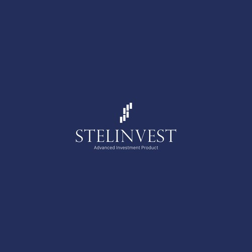 Modern logo for an innovation investment product.