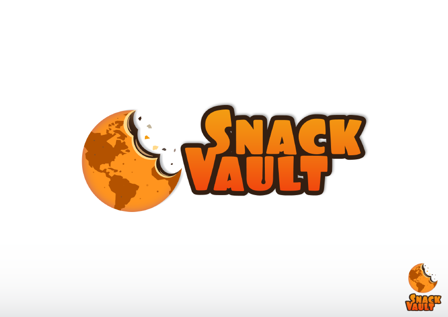 Snack Vault- Logo needed for a website dedicated to snacking!