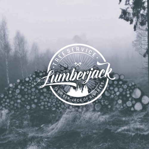 Lumberjack logo