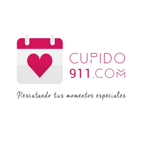 Logo concept for a dating website