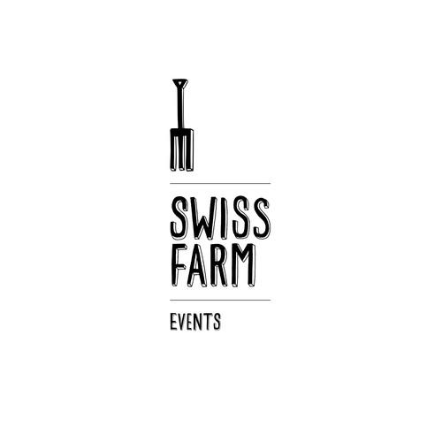 Logoentwurf – SWISSFARM