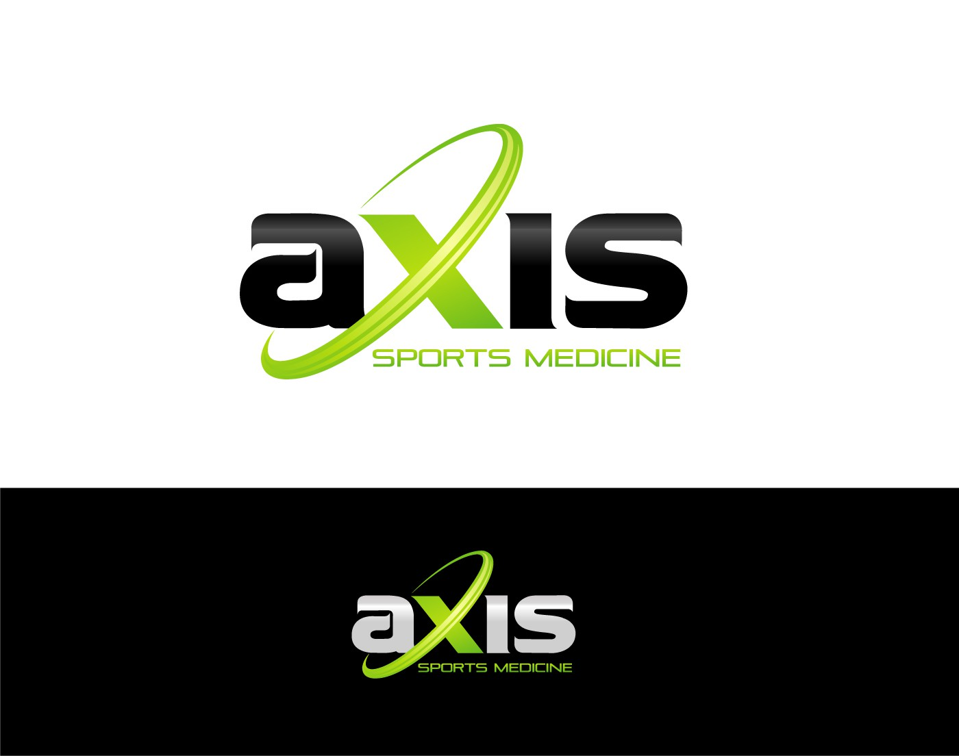 Help Axis Sports Medicine with a new logo