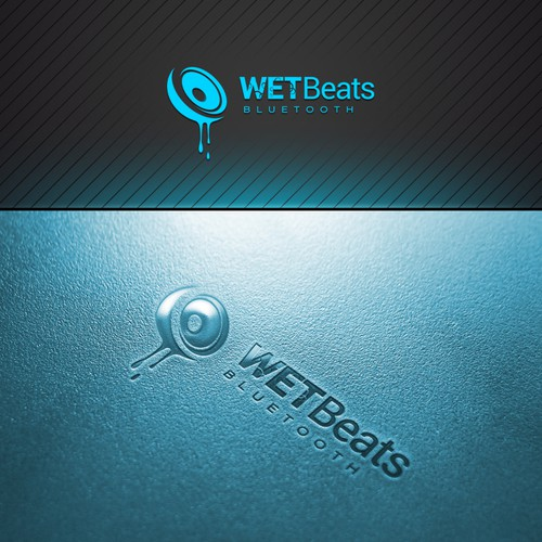 Wet Beats - speaker logo
