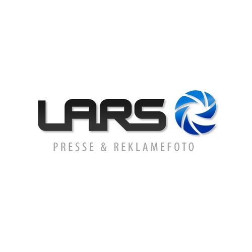 Help Lars E  with a new logo