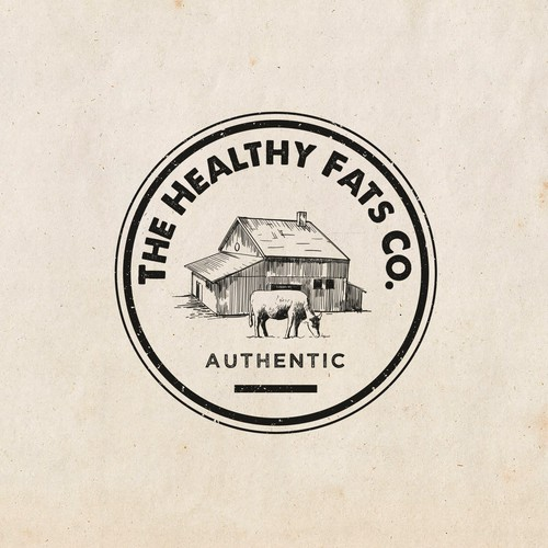 Logo for The Healthy fats  co.