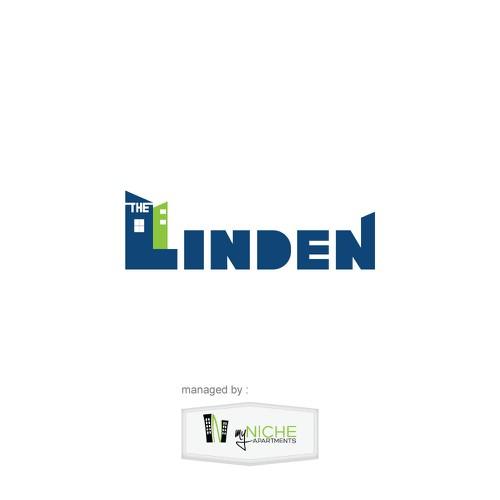 Entry logo concept for The Linden