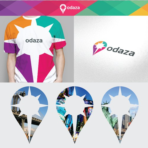 Help Odaza, a new kind of travel guide, create a powerful worldwide brand!