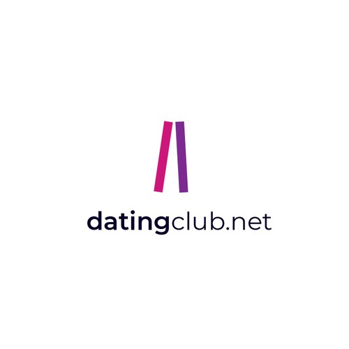 Logo for dating club