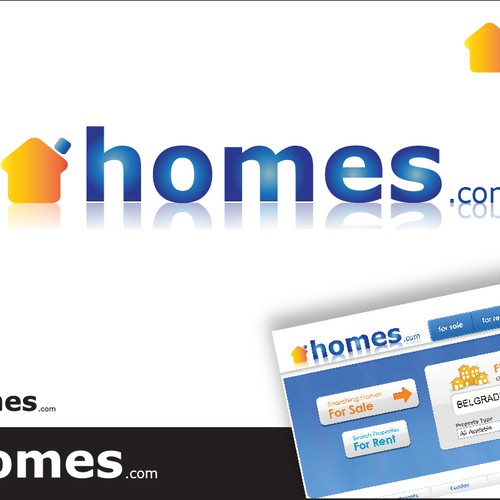 New logo wanted for Homes.com