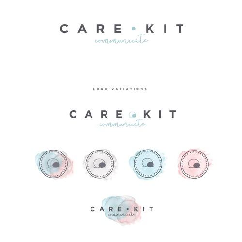 Logo design for Care Kit