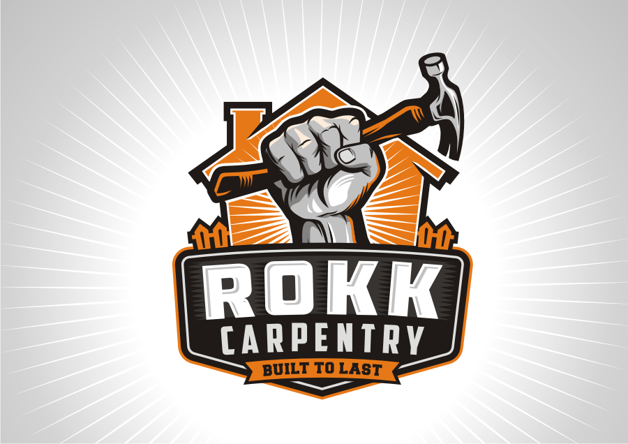 Create a cool, UNIQUE, eye catching logo for a carpentry business