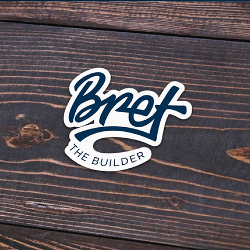 Typography Logo Proposal for Bret