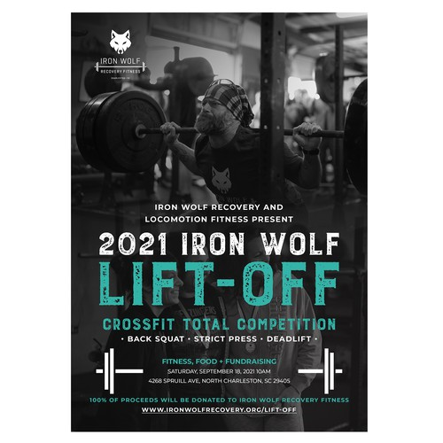 Iron Wolf Recovery Fitness