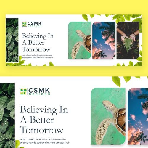 CSMKdesign Facebook Cover