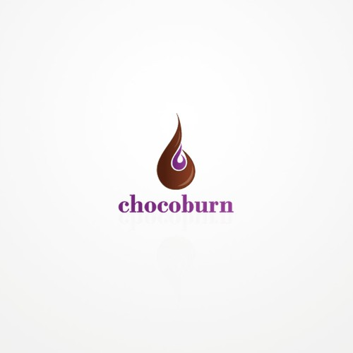 CREATIVE LOGO needed for Chocolate diet! Yum!