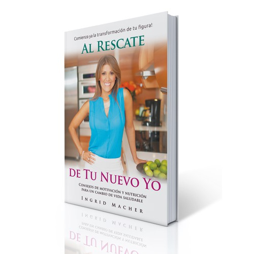 Best-selling fitness and nurtition book needs a new best-selling cover