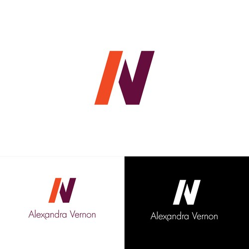 Bold, standalone logo design