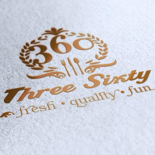 Help Three Sixty with a new logo