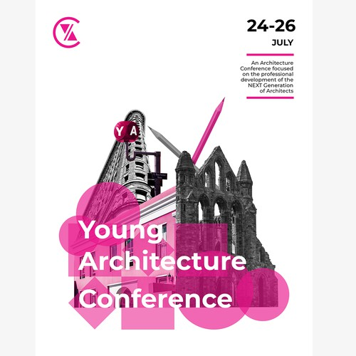 Poster for an Architecture Company