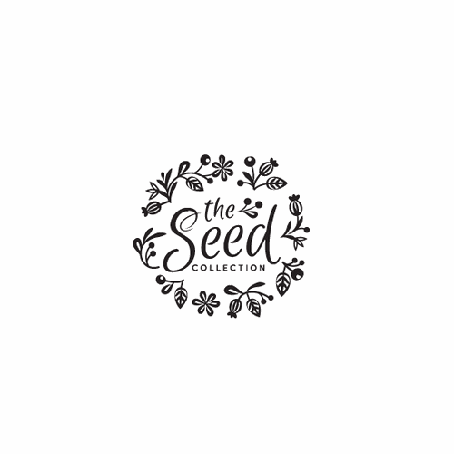 Logo design for seed company.