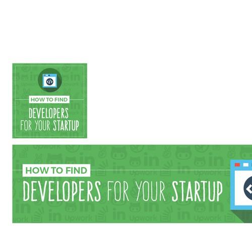 Banner Design for blog page