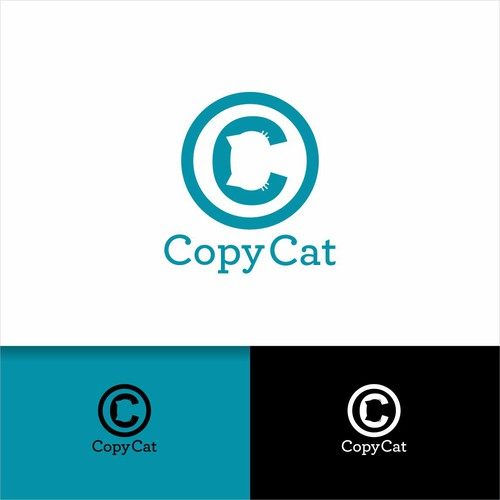 Create a unique logo for niche copyright